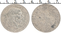 Изображение Монеты Австрия 5 крон 1900 Серебро VF Франс Иосиф I