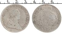 Изображение Монеты Саксония 2/3 талера 1765 Серебро VF Фридрих Август
