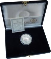 Изображение Подарочные монеты Куба 5 песо 1983 Серебро UNC
