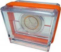 Изображение Подарочные монеты Германия 5 евро 2018 Медно-никель Proof G. Субтропическая зо