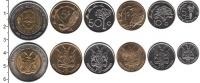 Изображение Наборы монет Намибия Намибия 2000-2015 0  UNC-