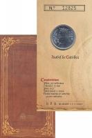 Изображение Подарочные монеты Испания 12 евро 2004 Серебро UNC Изабелла I  Кастильс