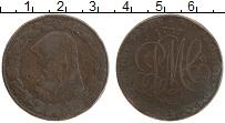 Изображение Монеты Великобритания 1 пенни 1787 Медь VF Токен