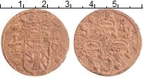 Изображение Монеты Швеция 1/4 эре 0 Медь VF Кристина
