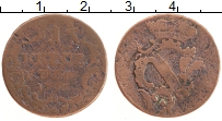 Изображение Монеты Баден 1 крейцер 1766 Медь VF