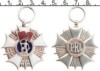 Изображение Монеты Польша Орден 0 Медно-никель XF `Орден ``Знамя Труда