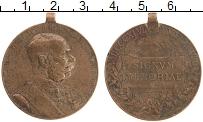 Изображение Монеты Австрия Медаль 0 Бронза XF- Медаль в честь 50 ле