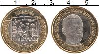 Изображение Монеты Финляндия 5 евро 2017 Биметалл UNC- Президенты. Карл Гус
