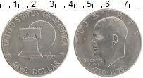 Изображение Монеты США 1 доллар 1979 Медно-никель XF D. 200 лет независим