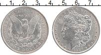 Изображение Монеты США 1 доллар 1887 Серебро XF