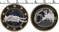 Изображение Монеты Германия 6 секс евро 0 Биметалл UNC Эротические евро
