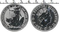 Изображение Монеты Великобритания 2 фунта 2019 Серебро UNC Елизавета II. Британ