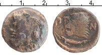 Изображение Монеты Боспорское царство 1 тетрахалк 0 Бронза VF 294-284 гг. до н.э.
