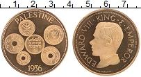 Изображение Монеты Палестина 1 крона 1936 Бронза UNC- UNUSUAL. Эдуард VIII