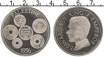 Изображение Монеты Палестина 1 крона 1936 Медно-никель UNC- UNUSUAL. Эдуард VIII