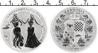 Изображение Монеты Германия 5 марок 2020 Серебро  UNUSUAL. Аллегория Г