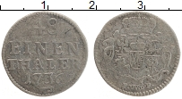 Изображение Монеты Саксония 1/48 талера 1736 Серебро VF FWoF