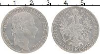 Изображение Монеты Австрия 1 флорин 1861 Серебро XF А Франц Иосиф I