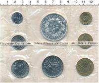 Изображение Подарочные монеты Франция Набор монет 1973 года 1973  UNC