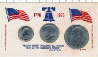 Изображение Подарочные монеты США Выпуск 1976 года 1976 Медно-никель UNC