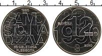 Продать Монеты Словения 3 евро 2020 Биметалл