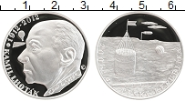 Изображение Монеты Чехия 200 крон 2012 Серебро Proof Камил Лотак