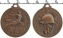 Изображение Монеты Италия Медаль 1938 Бронза XF Ассоциация националь