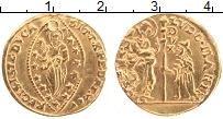 Продать Монеты Венеция 1 цехин 1789 Золото