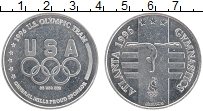 Изображение Монеты США Жетон 1996 Алюминий XF XXVI Летние олимпийс