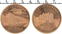 Изображение Монеты США Жетон 0 Бронза UNC- Национальны парк Гра