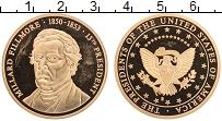 Изображение Монеты США Жетон 0 Латунь Proof- 13-й президент США М
