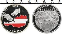 Изображение Монеты Германия Жетон 2008 Медно-никель Proof Чемпионат Европы по