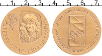 Изображение Монеты Германия Жетон 1988 Бронза UNC Олимпийские игры в С