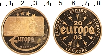Изображение Монеты Германия Жетон 2003 Латунь Proof- Европа. Мальта