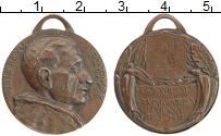 Изображение Монеты Ватикан Медаль 1918 Бронза XF Бенедикт XV