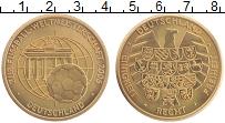 Изображение Монеты Германия Жетон 2006 Латунь UNC Чемпионат Мира по фу