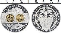 Изображение Монеты Германия Жетон 0 Посеребрение Proof- 1200 лет монетному д