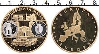 Изображение Монеты Германия Жетон 0 Латунь Proof- Европа. Монеты, Маль