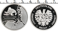 Изображение Монеты Германия Жетон 2004 Посеребрение Proof- Национальный парк. Т
