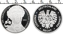 Изображение Монеты Германия Жетон 2003 Посеребрение Proof- Юстус фон Либих