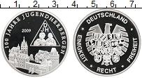 Изображение Монеты Германия Жетон 2009 Посеребрение Proof- 100 лет детскому зам
