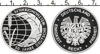 Изображение Монеты Германия Жетон 2012 Посеребрение Proof- 50 лет продовольстве