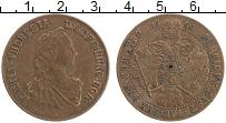 Изображение Монеты Австрия Жетон 0 Бронза XF Мария Терезия
