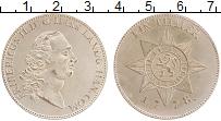 Изображение Монеты Германия Жетон 0 Медно-никель UNC Фридрих II