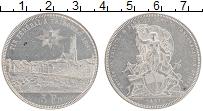Изображение Монеты Швейцария 5 франков 1881 Серебро XF 400 лет стрелковому