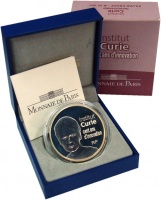 Изображение Подарочные монеты Франция 10 евро 2009 Серебро Proof