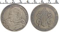 Изображение Монеты Ватикан Жетон 1980 Медно-никель UNC- Иоанн Павел II