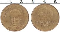 Изображение Монеты ФРГ Жетон 1969 Латунь XF Шелл.Бернд Пацке