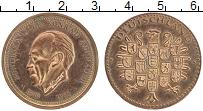 Изображение Монеты Германия Жетон 0 Латунь UNC- Конрад Аденауэр