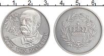 Изображение Монеты Германия Жетон 0 Медно-никель UNC- Отто Фон Бисмарк
